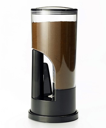 ZEVRO Black Indispensable Coffee Dispenser