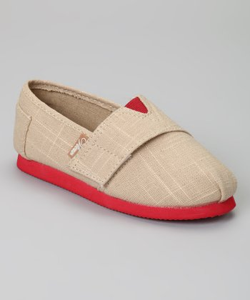Tan Voyage Classic Slip-On Shoe