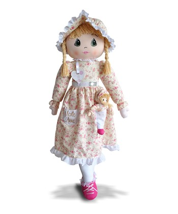 Pink Delight Marie Anne Doll
