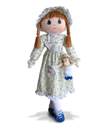 Field Flowers Marie Anne Doll