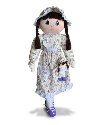 Valley Violet Marie Anne Doll