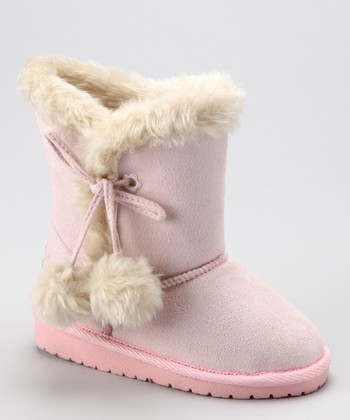 Pink Sheep Boot - Kids