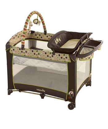 Coco Café Smart & Simple Play Yard