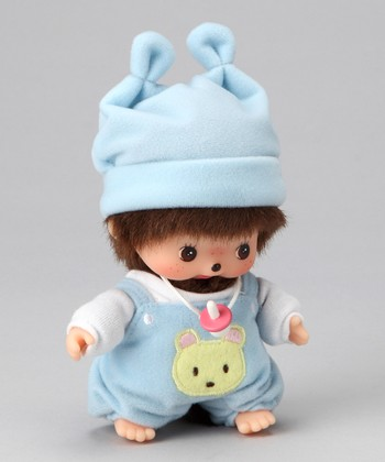 Coverall Bebichhichi Plush Toy