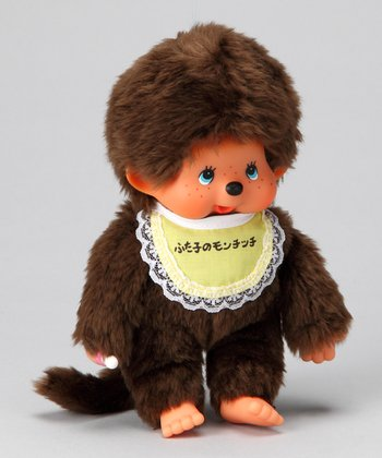 Yellow Bib Japanese Version Monchhichi