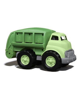 Recycled Recycling Truck