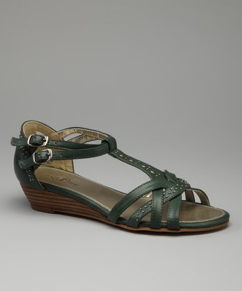 Mint Green Candy Sandal