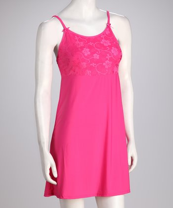 Strawberry Sweet Song Nightgown - Women & Plus