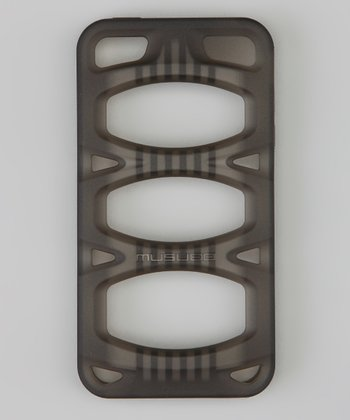 Black Double X Case for iPhone 4S