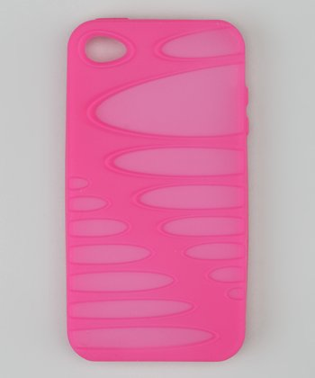 Magenta Classy Case for iPhone 4S