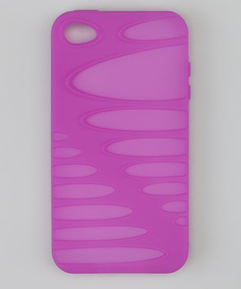 Purple Classy Case for iPhone 4S