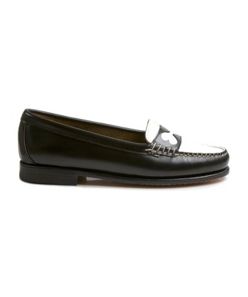 Black & White Wendybird Loafer