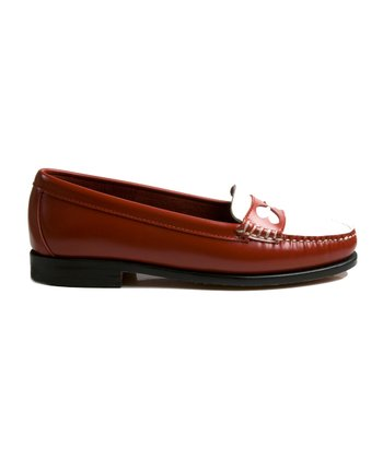 Red & White Wendybird Loafer