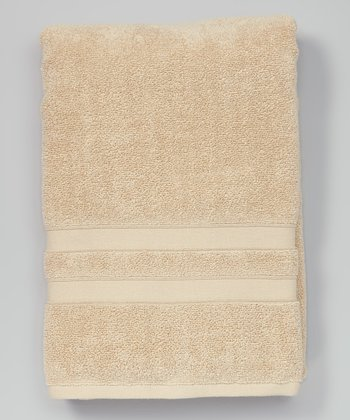 Linen Platinum Bath Sheet