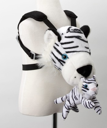 Baby Sherpa White Tiger Safe-2-Go Safety Harness