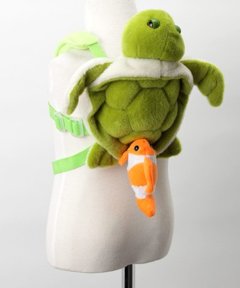 Baby Sherpa Turtle & Fish Safe-2-Go Safety Harness