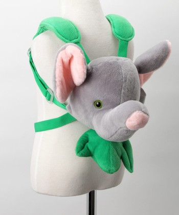 Elephant & Leaf Safe-2-Go Safety Harness