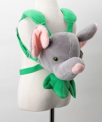 Baby Sherpa Elephant & Leaf Safe-2-Go Safety Harness