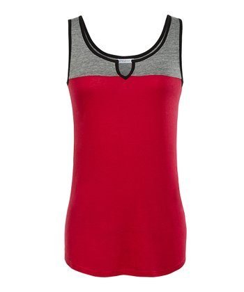 Rio Red Barlette Tank - Women