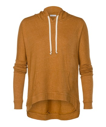 Cashew Heather Larchmont Hoodie - Women
