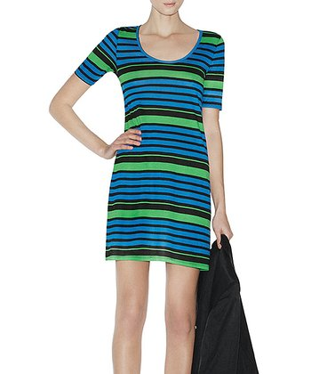 Mint Stripe Venice Dress - Women