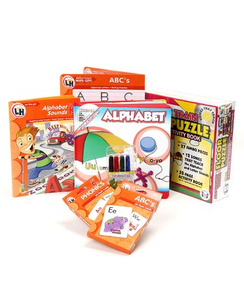 Learn The Alphabet Set