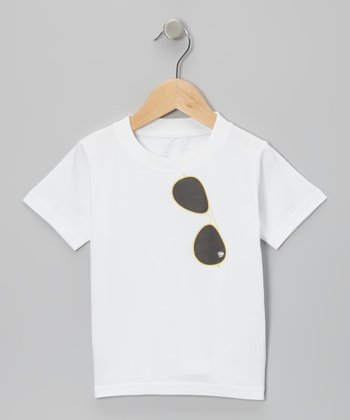 Gold Aviator Tee - Infant, Toddler & Kids