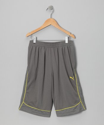 Quiet Shade Active Shorts - Boys