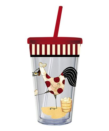 Eggalicious Insulated 17-Oz. Tumbler