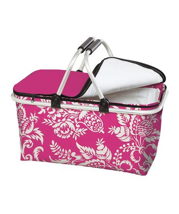 Cosmos Insulated Picnic Basket