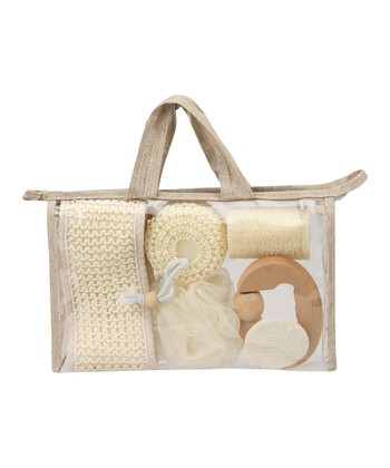 On-the-Go Spa Bath Set
