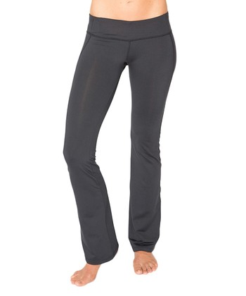 Raven Black Virgo Yoga Pants