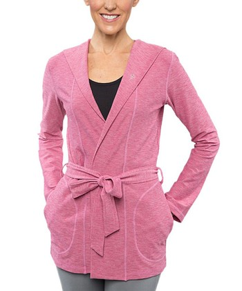 Heather Rosewood Celestial Cardigan