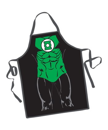 Green Lantern Body Apron