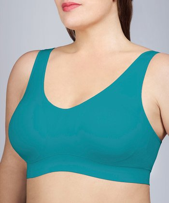 Caribbean Sea Seamless Comfort Bra - Women