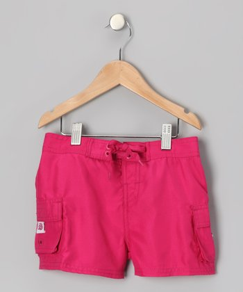 Rose Carla Boardshorts - Girls