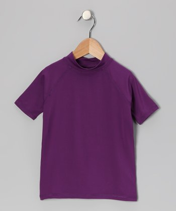 Plum Regina Rashguard - Girls