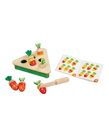 Pluck Carrot Play Set