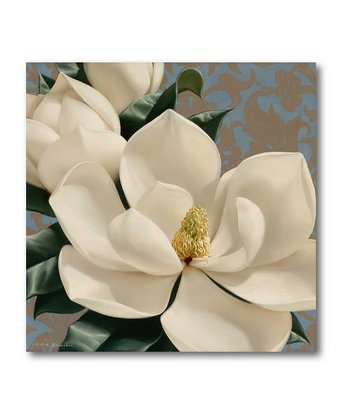 Dolce Magnolia Canvas Wall Art