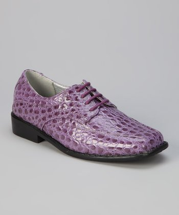 Lavender Dress Shoe