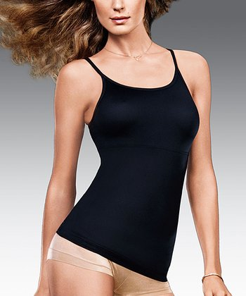 Black Fat-Free Dressing Shaper Tank