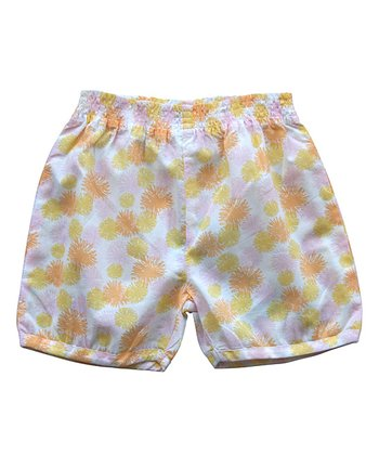 Sunflower Organic Shorts - Infant