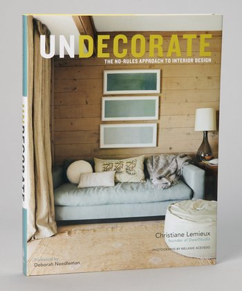 Undecorate Hardcover