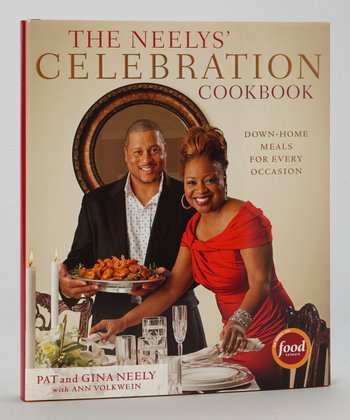The Neelys' Celebration Cookbook Hardcover