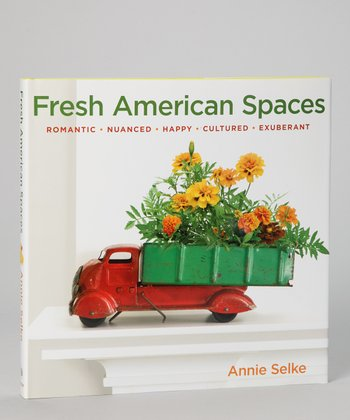 Fresh American Spaces Hardcover