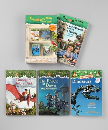 Magic Tree House Starter Boxed Paperback Set