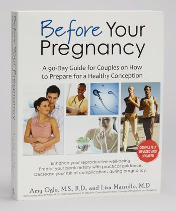 Before Your Pregnancy Paperback