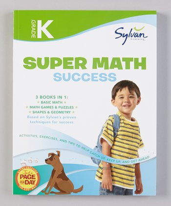Kindergarten Math Success Hardcover