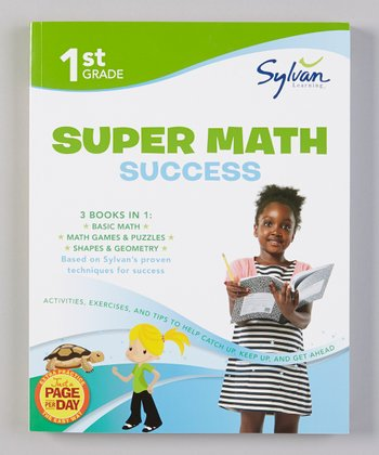 1st Grade Math Success Hardcover