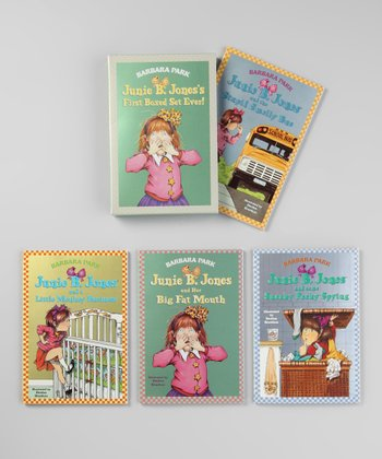 Junie B. Jones Boxed Paperback Set